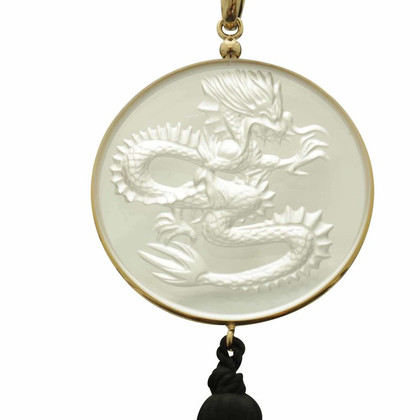 Other Designer Lalique - amulet with Dragon