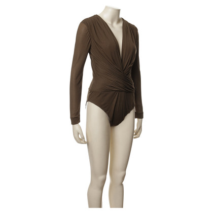 Chloé Body in khaki