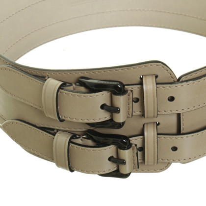 Burberry Prorsum Waist belt with buckle detail