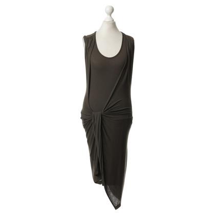 Plein Sud Kleid mit Knotendetail