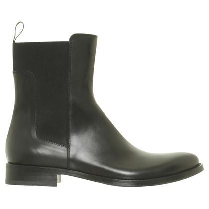 Jil Sander Polacchino in stile Chelsea boot