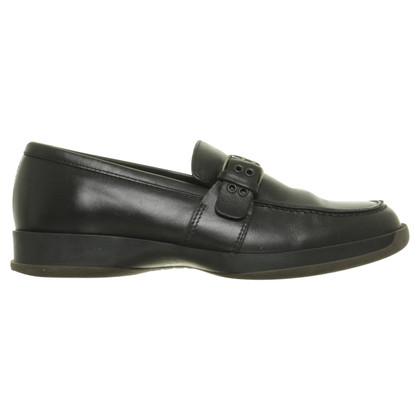 Hogan Loafer in black
