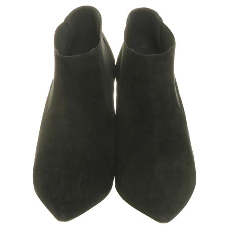 Ausgezeichnete Online-Verkauf Ansicht Verkauf Online Diane von Furstenberg Stiefeletten im Chelsea-Stil Schwarz Original-Verkauf mCpL9BHu4N