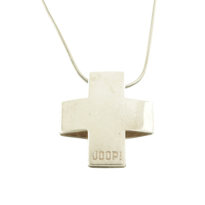 JOOP! Chain with cross motif