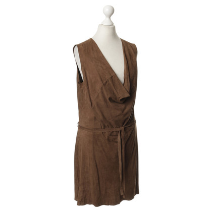 Oakwood Lederen kleding in Brown