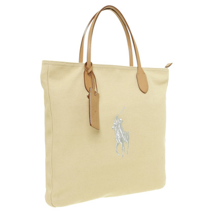 Ralph Lauren Tote canvas bag