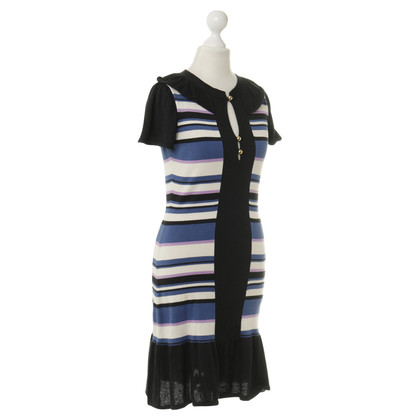 Alice By Temperley Stripe knit dress