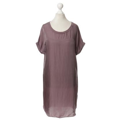 Comptoir des Cotonniers Kleid in Aubergine