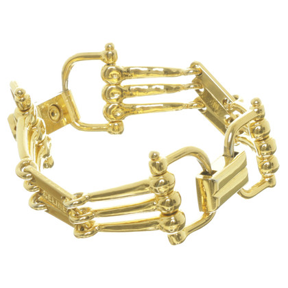 Céline Bracelet in gold metallic