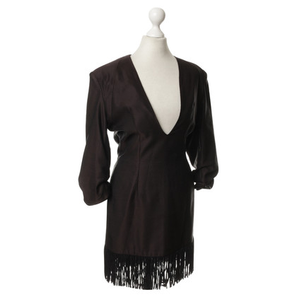 Balmain Dress with fringes
