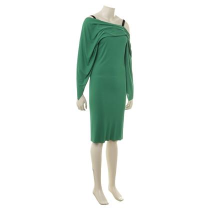 Roland Mouret Dress in emerald green