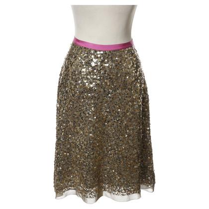 La Perla skirt with sequins