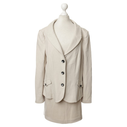 Max Mara Costume in cream