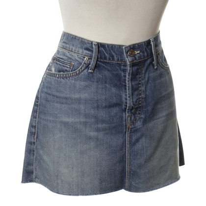 Mother Van jeans rok