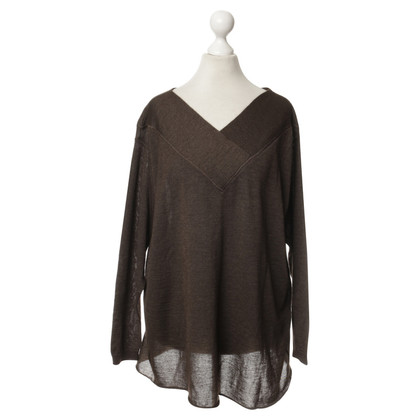 Aida Barni Pullover in marrone