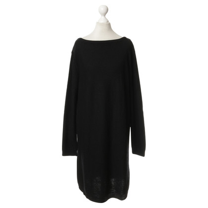 Maison Martin Margiela Brei jurk in zwart
