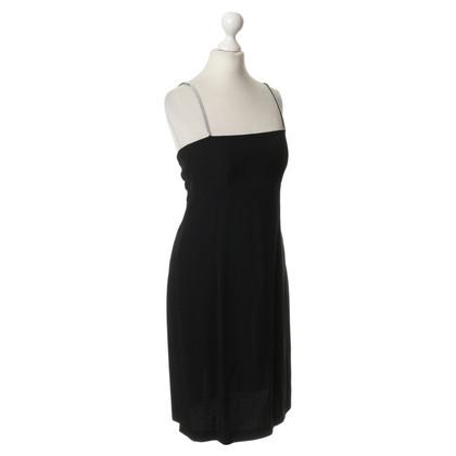 La Perla Kleid mit Schmuckstein-Trägern