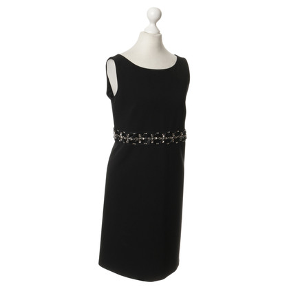 Paule Ka Sheath dress with jewels