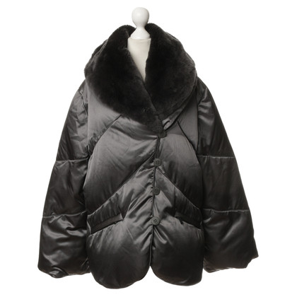 Armani Collezioni Jacket with fur trim