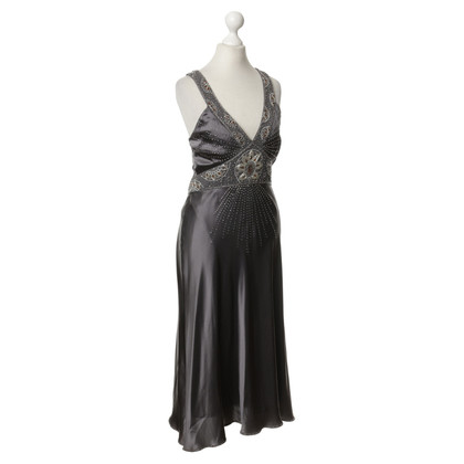 Nocturne Evening dress in grey