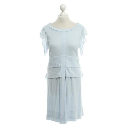 Dorothee Schumacher Luce abito di lino blu