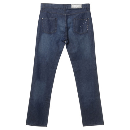 Ella Singh Jeans with Rhinestone trim