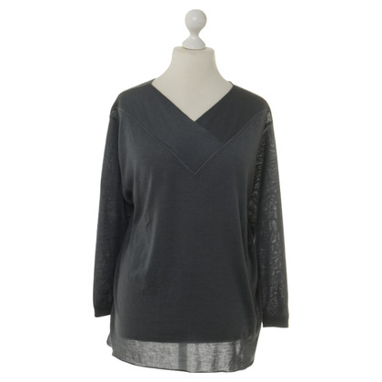 Aida Barni Pullover in grey