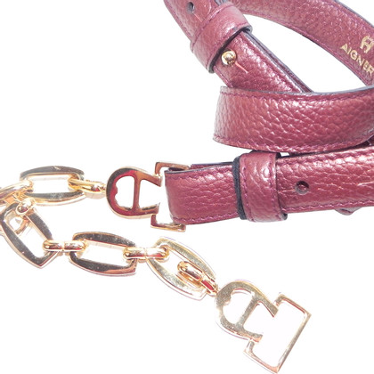 Aigner Leather belt