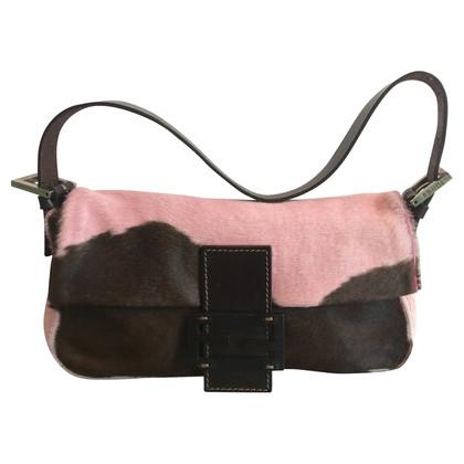 "Fendi ""Baguette"" Pony skin bag"