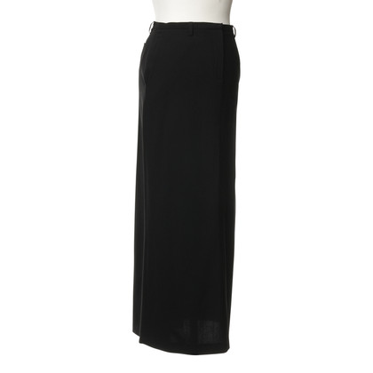 Barbara Bui Long skirt with wool