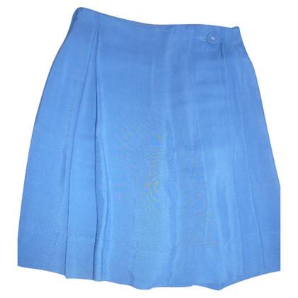Vivienne Westwood Wrap skirt in blue