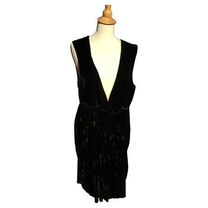 Cos Fluweel jurk