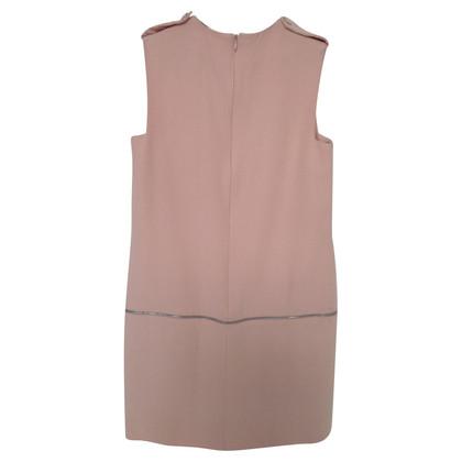 Alexander McQueen Kleid mit Reißverschluss