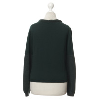 Moschino Cheap and Chic Cardigan with ruffle