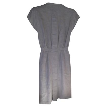 Valentino Grey linen dress