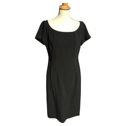 Riani Schede jurk gemaakt van wol