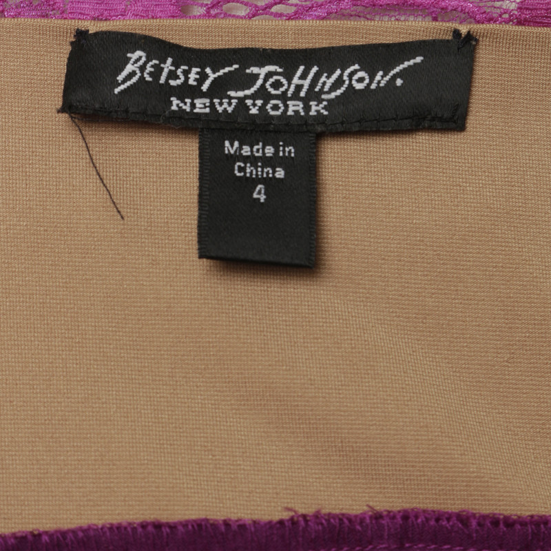Other Designer Betsey Johnson - dress in a negligee look - Buy ...