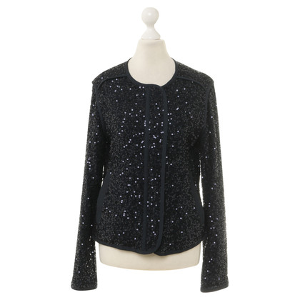 Closed Jacket with sequins