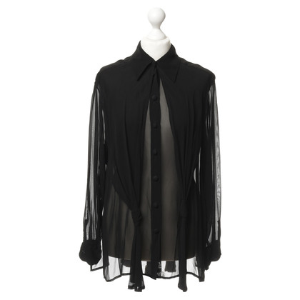 Moschino Cheap and Chic Blouse met knooppunt details