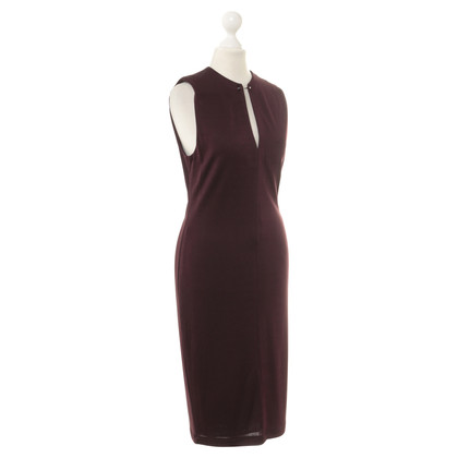T by Alexander Wang Kleid in Bordeaux
