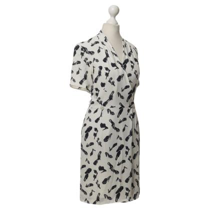 Rena Lange Print jurk