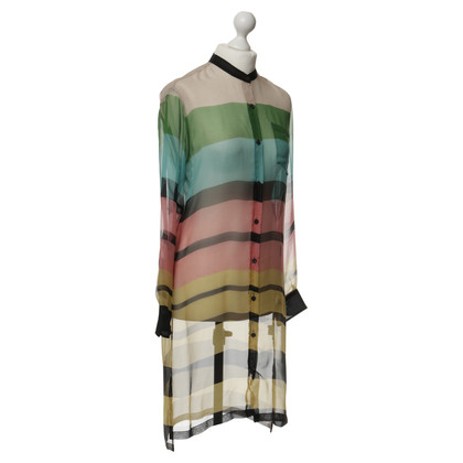 Dries van Noten Blouses dress with stripe
