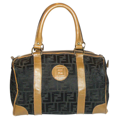 Fendi Boston Bag