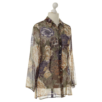 Kenzo Blouse with floral print