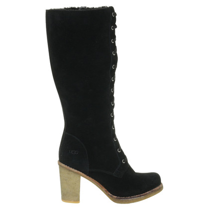 Ugg Ankle boot in black