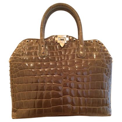 Valentino Reptile-leather Bag