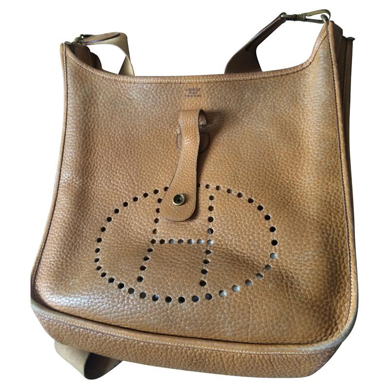 "Hermès Tasche ""Evelyn"""