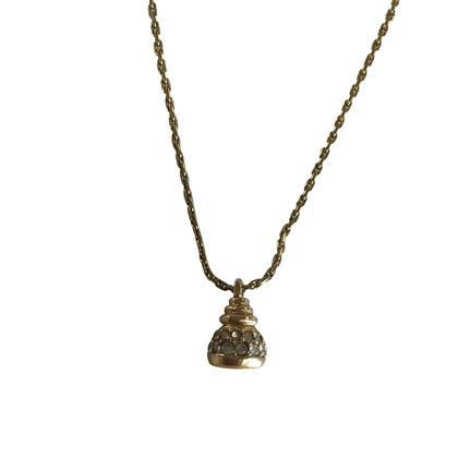 Christian Dior Collana con perla
