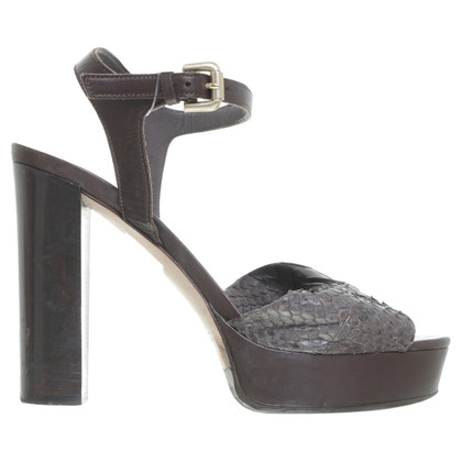 Other Designer Del Mille - sandal in Brown