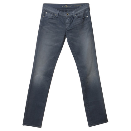 Seven 7 Jeans in Taubenblau